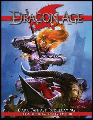 Dragon Age RPG Set 2 (1934547441) by Steve Kenson; Jeff Tidball