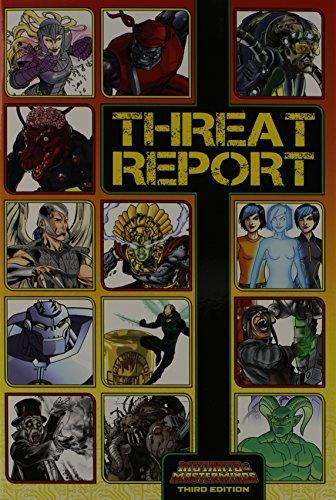 9781934547465: M&M Threat Report