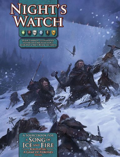 9781934547502: A Song of Ice and Fire RPG: Night's Watch