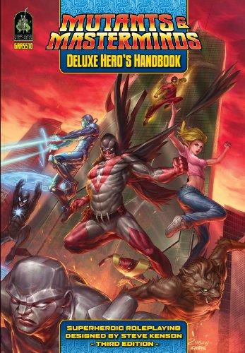 9781934547519: Mutants & Masterminds: Deluxe Hero's Handbook
