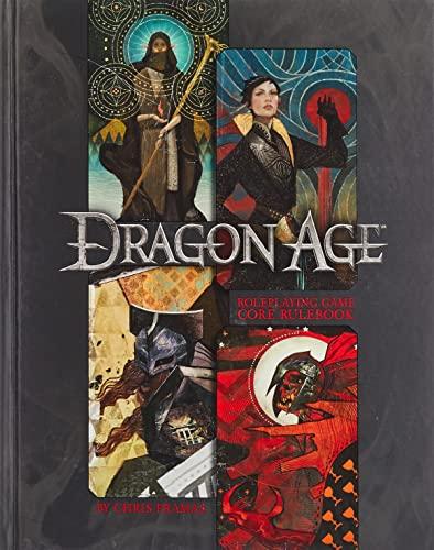 9781934547625: Dragon Age RPG Core Rulebook