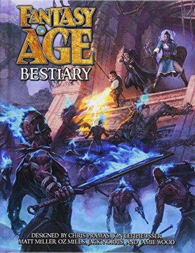 9781934547731: Fantasy AGE Bestiary