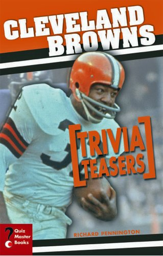 9781934553015: Cleveland Browns Trivia Teasers (Quiz Master Book)