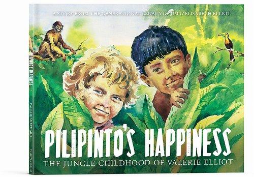 Pilipinto's Happiness: The Jungle Childhood of Valerie: Valerie Elliot Shepard