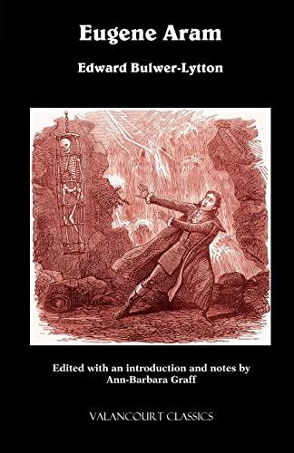 9781934555194: Eugene Aram (Valancourt Classics)