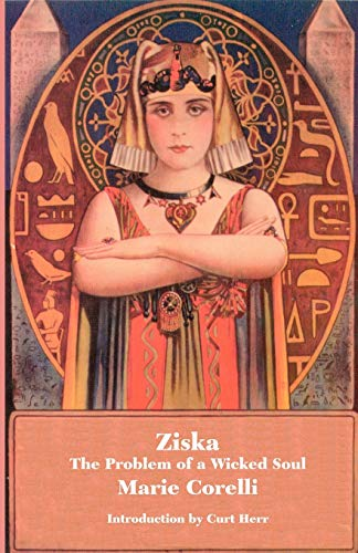 9781934555682: Ziska: The Problem of a Wicked Soul (Valancourt Classics)