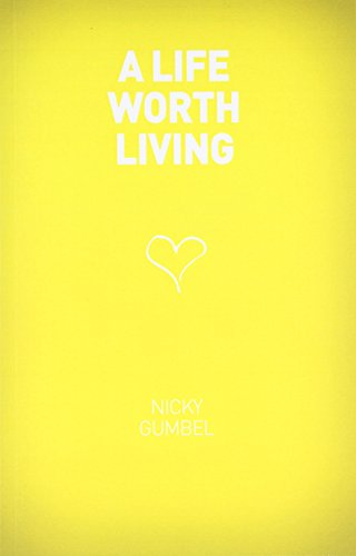 9781934564400: A Life Worth Living