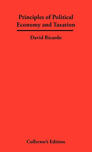 9781934568149: Principles of Political Economy and Taxation