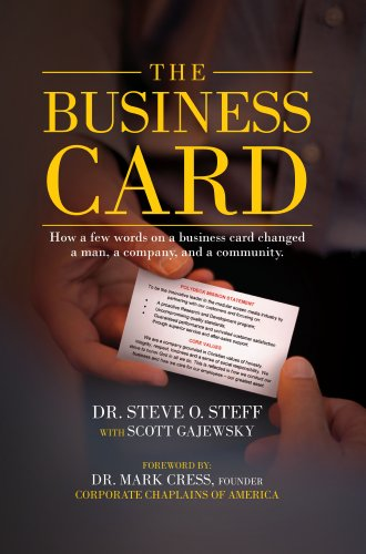 9781934570173: The Business Card