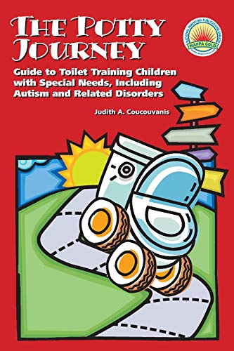 9781934575161: The Potty Journey: Guide to Toilet Training Children with Special Needs, Including Autism and Related Disorders