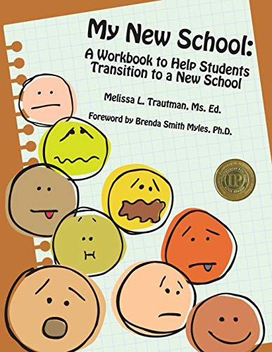 9781934575659: My New School: A Workbook to Help Students Transition to a New School