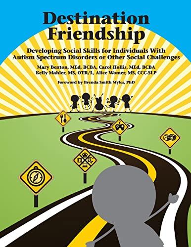 Destination Friendship: Benton, Mary; Hollis, Carol; Mahler, Kelly; Womer, Alice