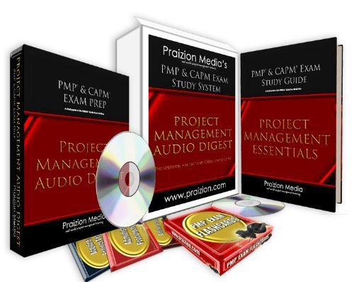 9781934579077: PMP Exam Audio Digest (Project Management Study Guide, 12CD Audiobook, Flashcards, Tests & Coaching)