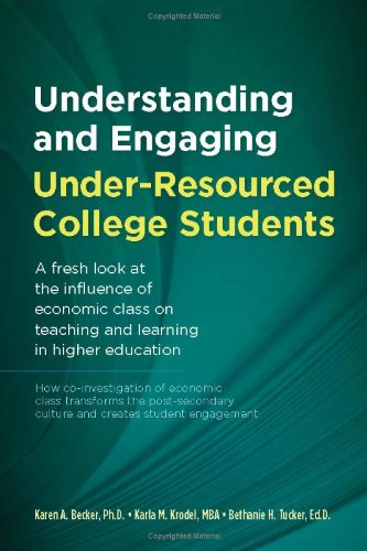 9781934583333: Understanding and Engaging Under-Resourced College Students