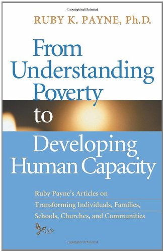 a framework for understanding poverty a cognitive approach pdf