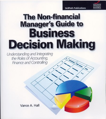 The Non-Financial Manager's Guide to Business Decision: Hall, Vance A.