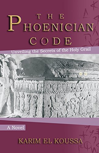 9781934597750: The Phoenician Code
