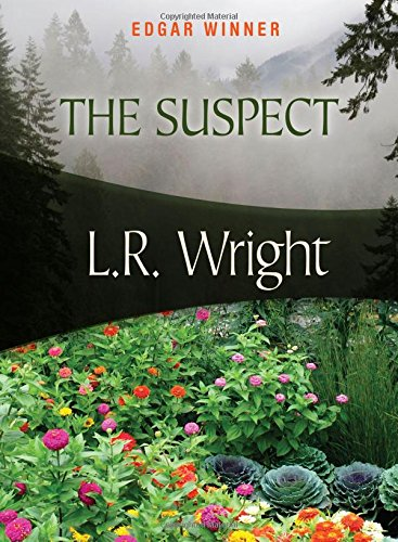 The Suspect (Karl Alberg Mysteries, No. 1) (1934609072) by L. R. Wright