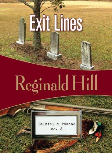 9781934609606: Exit Lines: Dalziel & Pascoe #8