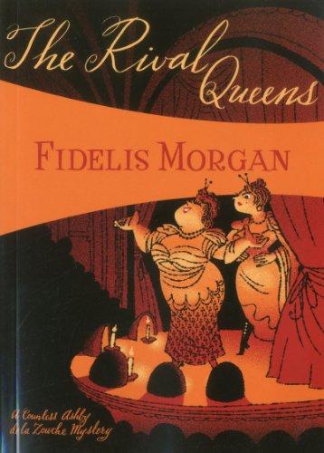 9781934609750: The Rival Queens: A Novel of Artifice, Gunpowder and Murder in Eighteenth-Century London (Countess Ashby de La Zouche Mysteries)