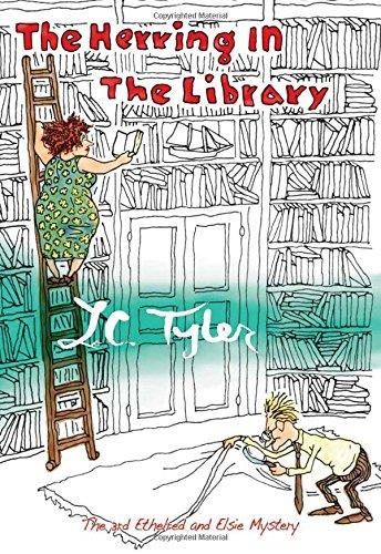 9781934609767: The Herring in the Library: Ethelred & Elsie #3