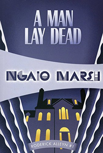 9781934609842: A Man Lay Dead (Felony & Mayhem Mysteries)