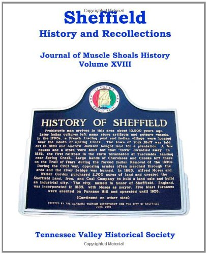 9781934610633: Sheffield - History and Recollections