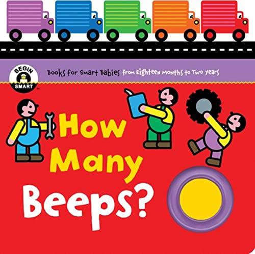 9781934618554: Begin Smart How Many Beeps?