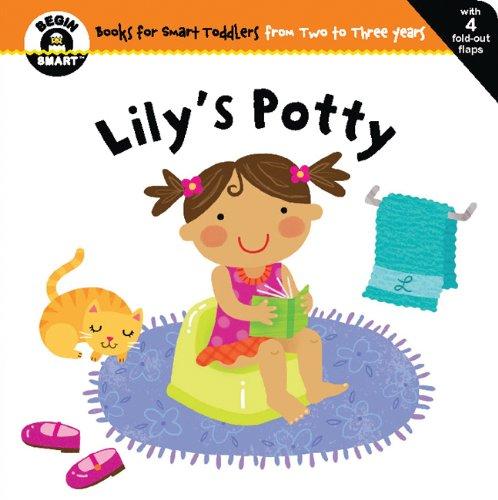 9781934618998: Begin Smart™ Lily's Potty
