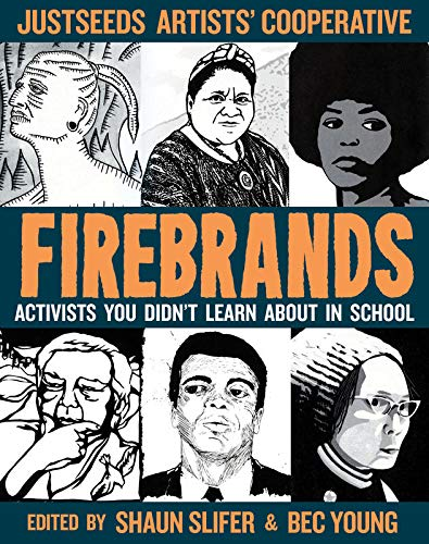Firebrands: Portraits of the Americas (Real World): Young, Becca, Slifer, Shaun