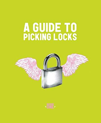 9781934620977: Guide to Picking Locks (DIY)