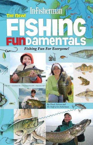 9781934622117: In-Fisherman The New Fishing Fundamentals Book (In-Fisherman Library)