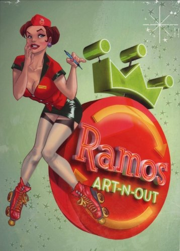9781934623800: Ramos Art-N-Out great art no BS