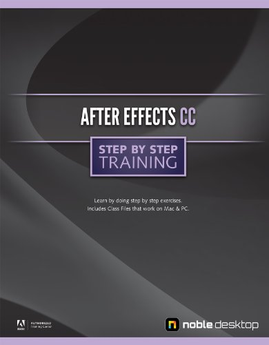 9781934624326: Adobe After Effects CC Step by Step Training