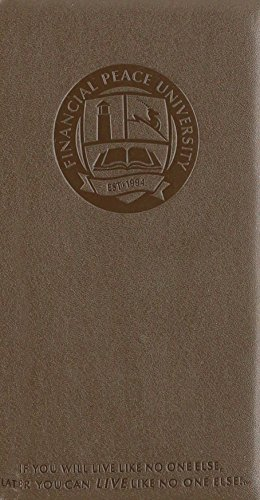 9781934629024: Dave Ramsey's Financial peace University Starter Envelope System, Brown