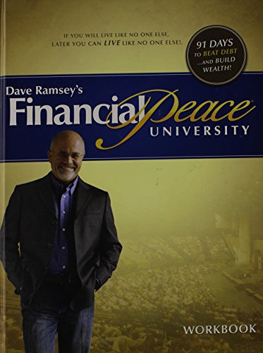 Dave Ramsey's Financial Peace University Workbook: Ramsey, Dave