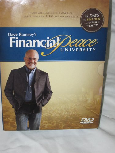 9781934629086: Financial Peace - Thirteen Life-Changing Lessons - 91 Days to Beat Debt and Build Wealth