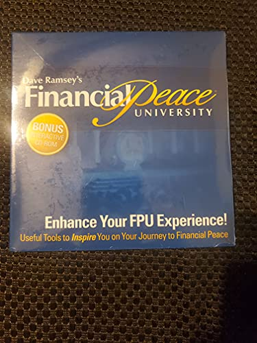 9781934629130: Dave Ramsey's Financial Peace University: Useful Tools to Inspire You On Your Journey to Financial Peace [Reality Check/Financial Calculators/Budgeting Forms]