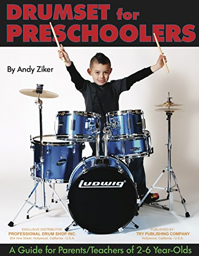 9781934638231: Drumset For Preschoolers