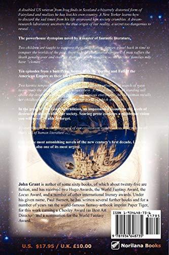 Leaving Fortusa (Advance Reading Copy): John Grant