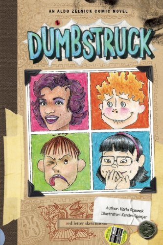 Dumbstruck (The Aldo Zelnick Comic Novel Series): Oceanak, Karla