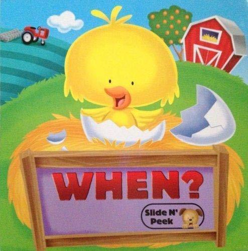 9781934650721: When Slide N Peek (Slide N' Peek Books)