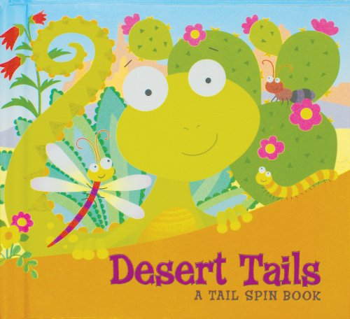 9781934650936: DESERT TAILS (Tail Spin Books)