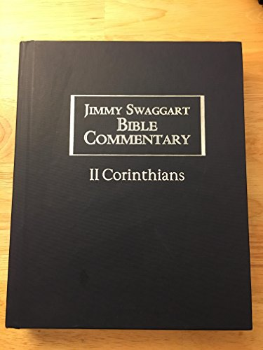 9781934655115: Jimmy Swaggart Bible Commentary II Corinthians