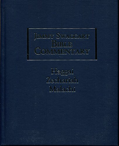 Jimmy Swaggart Bible Commentary: Obadiah, Jonah, Micah,: Jimmy Swaggart