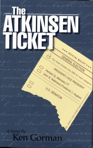 9781934666180: The Atkinsen Ticket