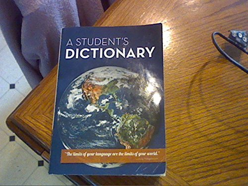 9781934669242: A Student's Dictionary