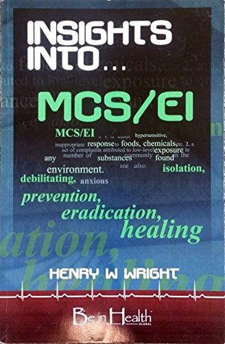 9781934680650: Insights Into MCS/EI