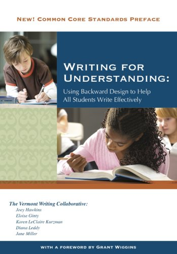 Writing for Understanding: Collaborative, The Vermont