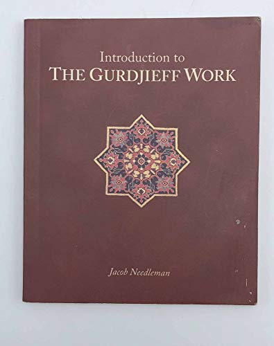 9781934686027: Introduction to the Gurdjieff Work